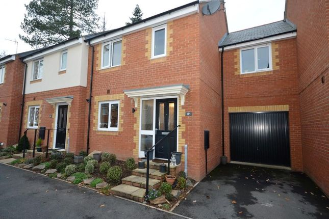 Terraced house for sale in Templer Place, Bovey Tracey, Newton Abbot, Devon