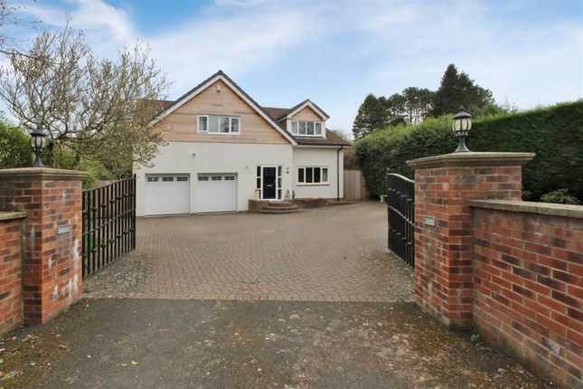 Thumbnail Detached house for sale in Western Way, Darras Hall, Ponteland