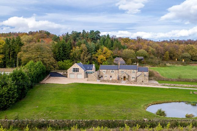 Thumbnail Detached house for sale in Myrtle Grove, Stonedge, Ashover