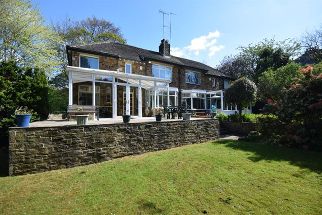 Thumbnail Detached house for sale in The Sycamores, 301-303 Willowfield Road, Halifax