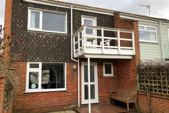 Semi-detached house for sale in Trinity Close, Southwold