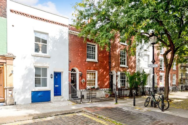 Thumbnail Town house for sale in Eldon Street, Southsea