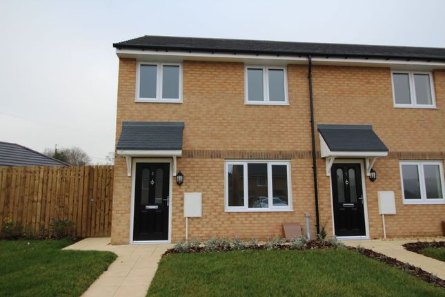 3 bed terraced house for sale in Stobarts Field, New Ridley Road, Stocksfield