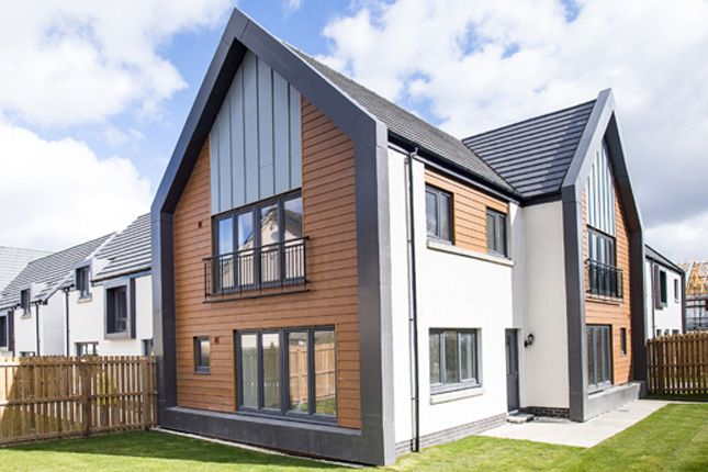 Thumbnail End terrace house for sale in St. Ninians Road, Cambusbarron, Stirling