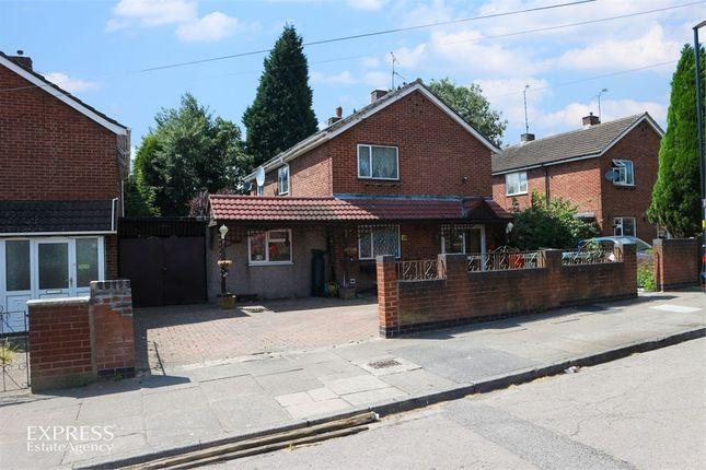 Thumbnail Detached house for sale in Sycamore Road, Coventry, West Midlands