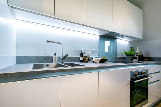 Flat for sale in West Cliff Road, Bournemouth