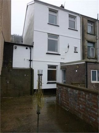 Thumbnail End terrace house for sale in Rickards Street, Pontypridd, Mid Glamorgan