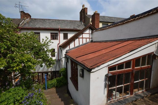 Thumbnail Terraced house for sale in Union Terrace, Crediton, Devon