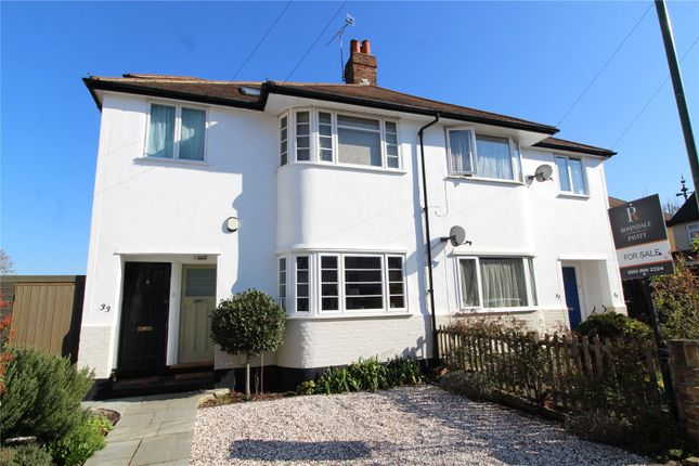The Front of Lavender Close, Carshalton SM5