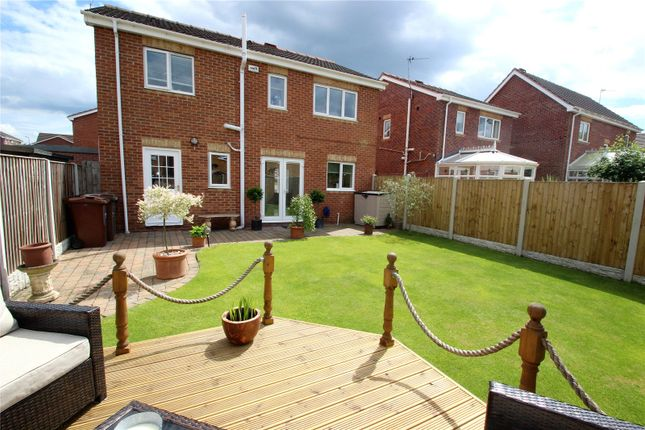 Thumbnail Detached house for sale in Northfield Grange, South Kirkby, Pontefract