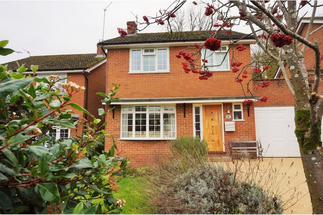 Thumbnail Detached house for sale in Mill Close, Middle Assenden, Henley-On-Thames