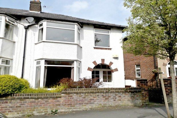 3 bed semi-detached house to rent in Upper Dicconson Street, Wigan WN1