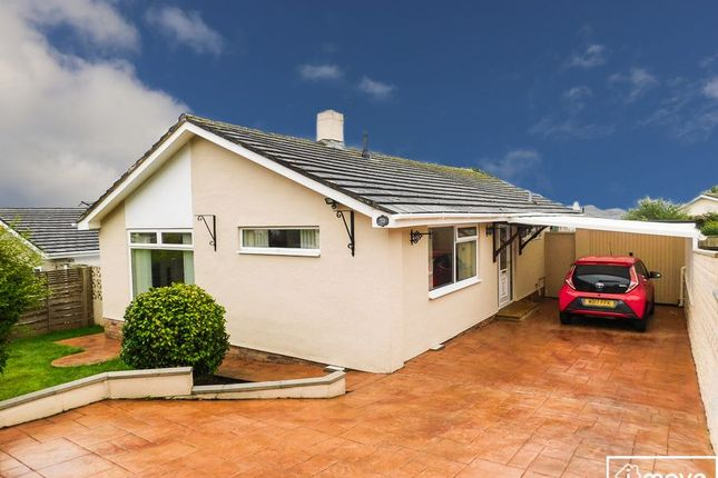 Thumbnail Bungalow for sale in Broadley Drive, Torquay