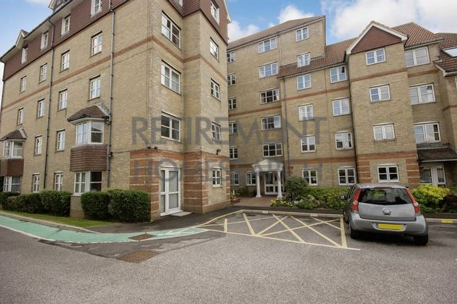 Thumbnail Flat for sale in Halebrose Court, Bournemouth