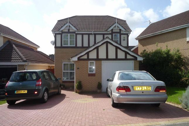 Thumbnail Property to rent in Hastings Crescent, Old St. Mellons, Cardiff