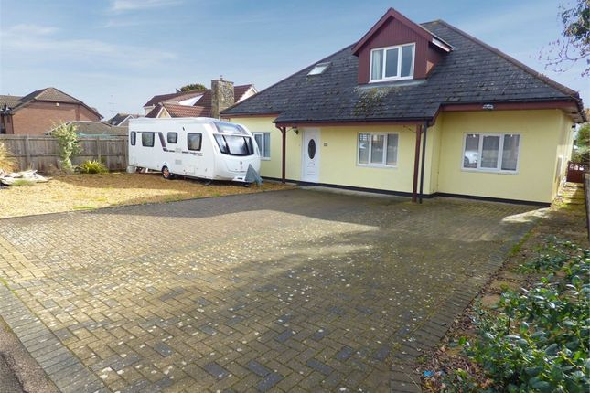 Thumbnail Detached bungalow for sale in Main Road, Portskewett, Caldicot, Monmouthshire