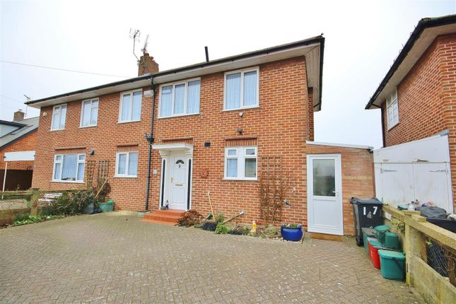 3 bed semi-detached house for sale in Pole Barn Lane, Frinton-On-Sea CO13