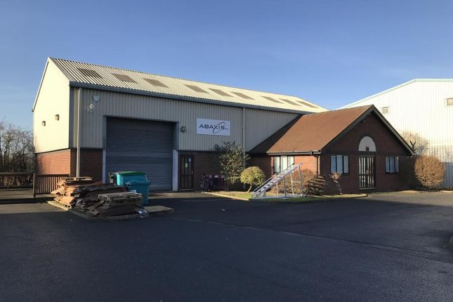 Thumbnail Industrial to let in Unit 9, Chessingham Park, Dunnington, York