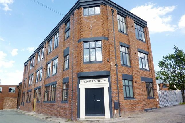 Thumbnail Flat for sale in Hatter Street, Congleton