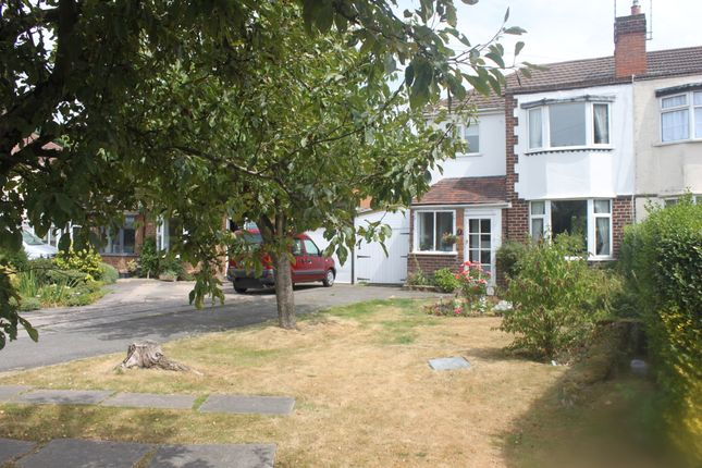 Thumbnail Semi-detached house for sale in Alcester Road, Wythall, Birmingham