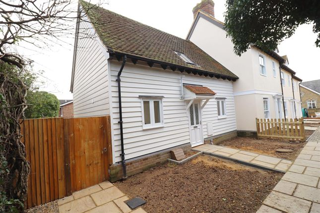 Thumbnail End terrace house to rent in London Road, Braintree