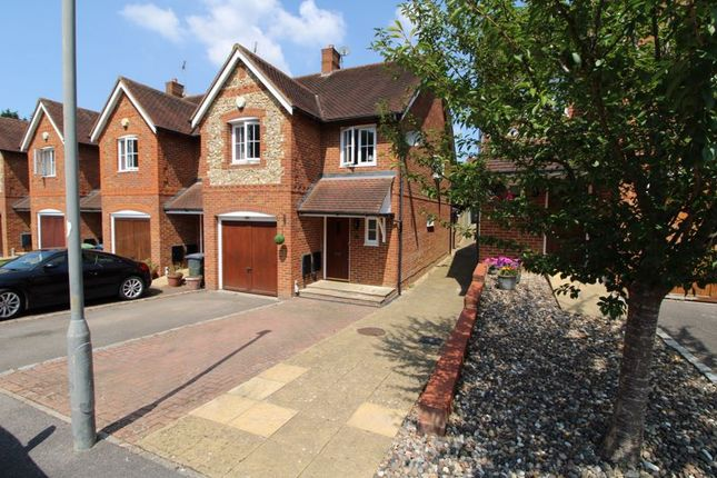 Thumbnail End terrace house for sale in Montford Mews, Hazlemere, High Wycombe