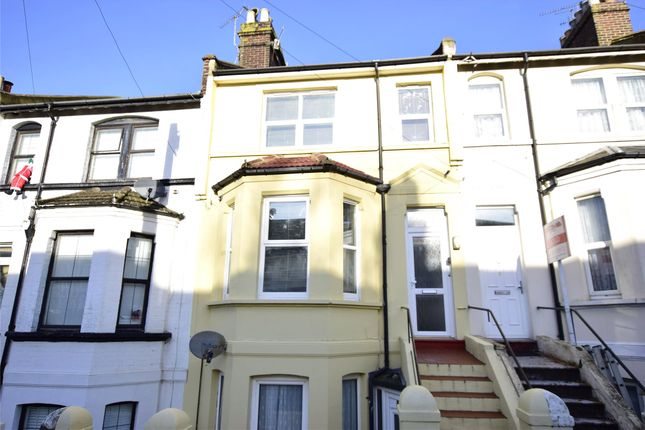 Thumbnail Maisonette to rent in Perth Road, St Leonards-On-Sea, East Sussex