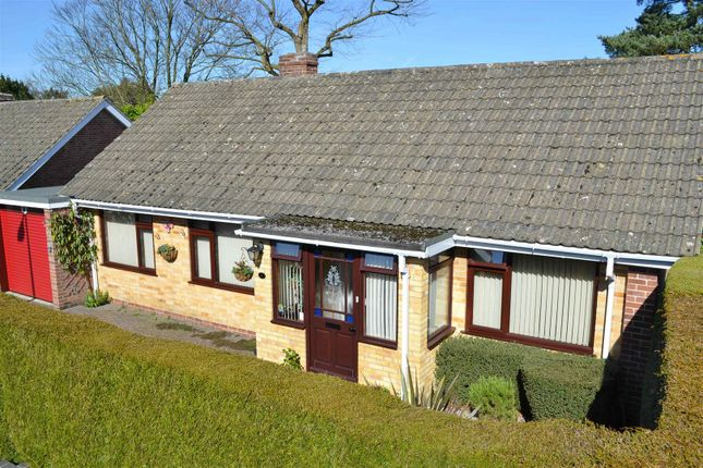 Thumbnail Bungalow for sale in Mount Close, Newbury