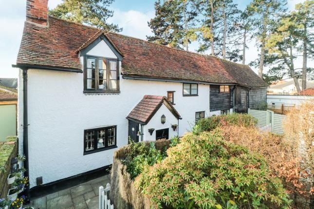 Thumbnail Property for sale in Epping, Essex