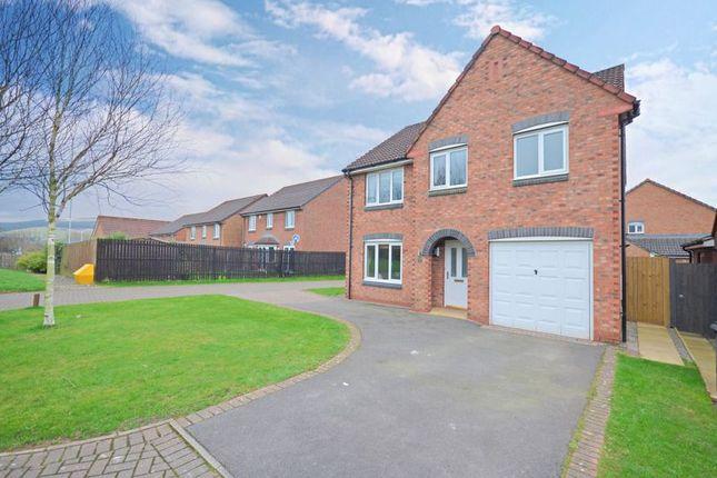 Thumbnail Detached house for sale in Longlands Close, Egremont