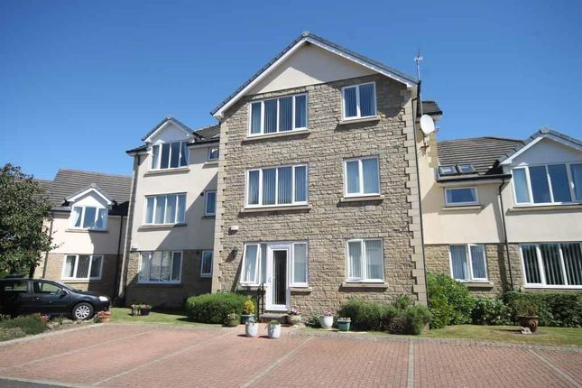 Thumbnail Flat for sale in Cecil Court, Ponteland, Northumberland