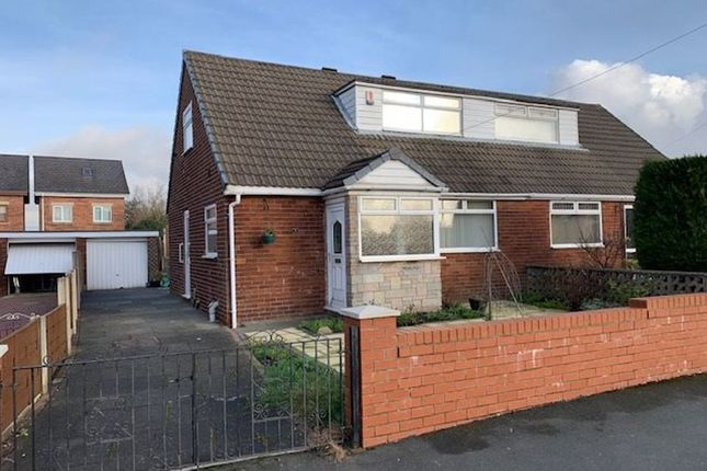 Semi-detached house to rent in Lincroft Road, Hindley Green, Wigan