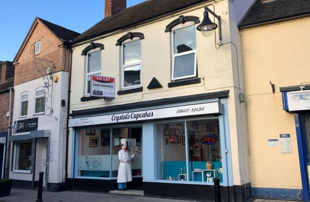 Thumbnail Retail premises for sale in 56 High Street, Dawley, Telford, Shropshire