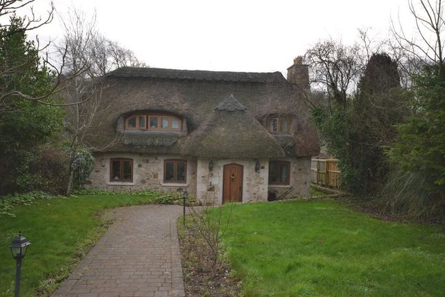 Thumbnail Detached house for sale in Carisbrooke High Street, Carisbrooke, Newport, Isle Of Wight
