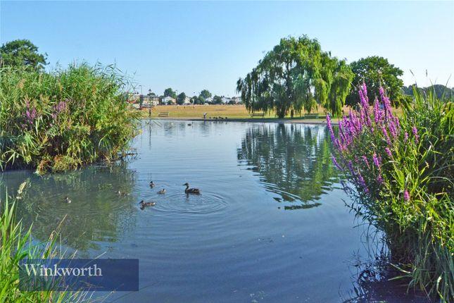 The Pond of Shooters Hill Road, Blackheath, London SE3