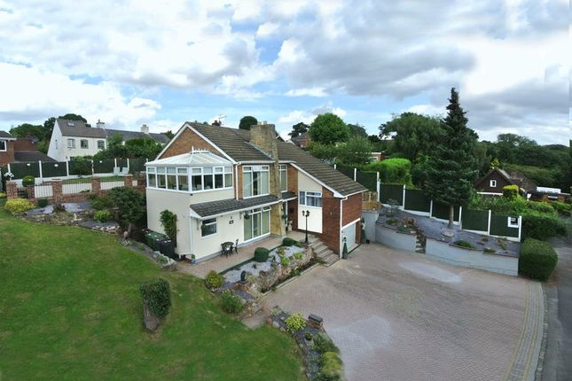 Thumbnail Detached house for sale in Vale Head Drive, Wightwick, Wolverhampton