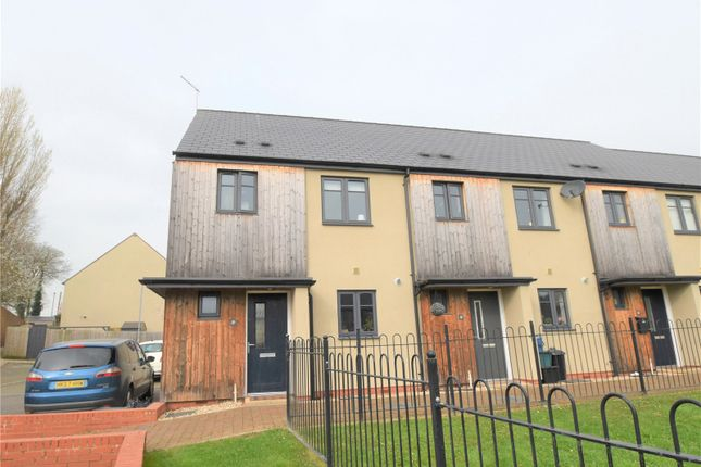 Thumbnail Semi-detached house to rent in Belmont Way, Tiverton