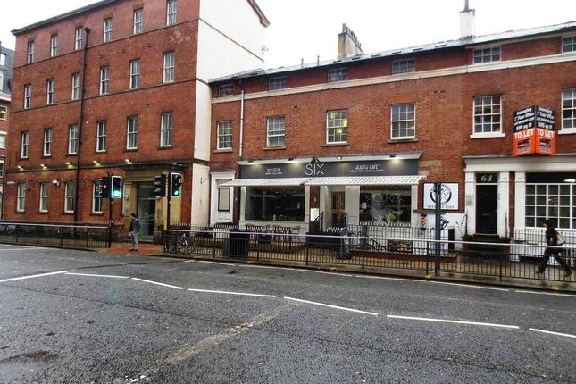 Thumbnail Restaurant/cafe to let in Wellington Street, Leeds