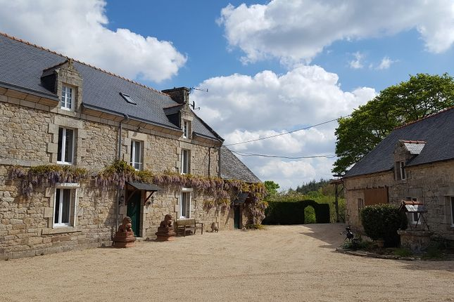Thumbnail Detached house for sale in 56310 Melrand, Morbihan, Brittany, France