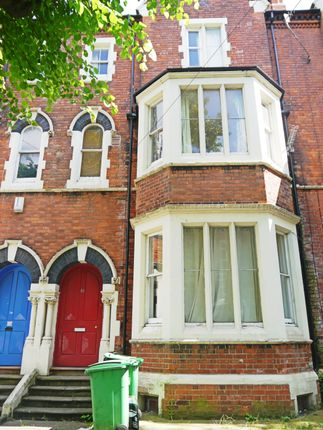 Thumbnail Flat to rent in Forest Road West, Nottingham