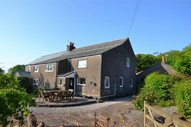 Thumbnail Semi-detached house for sale in Spittal Square, Arlecdon, Frizington, Cumbria