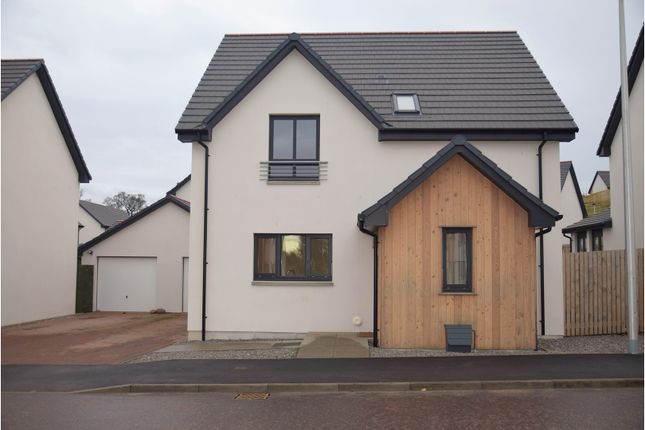 Thumbnail Detached house for sale in Kensal Green, Forres