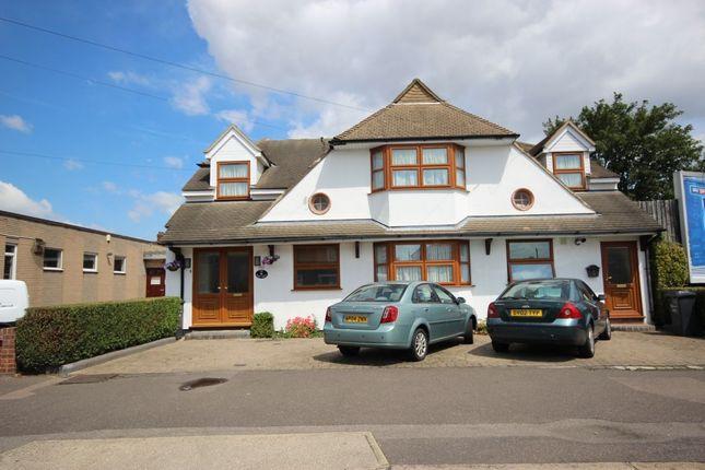 Thumbnail Detached house for sale in Rowallen Parade, Green Lane, Becontree, Dagenham