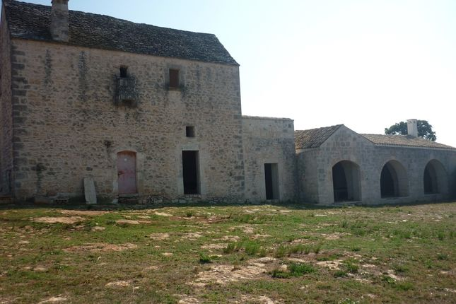 External of Masseria Frances, Ceglie Messapica, Puglia, Italy