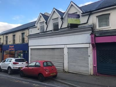 Thumbnail Retail premises to let in 17-17A, High Street, Bargoed
