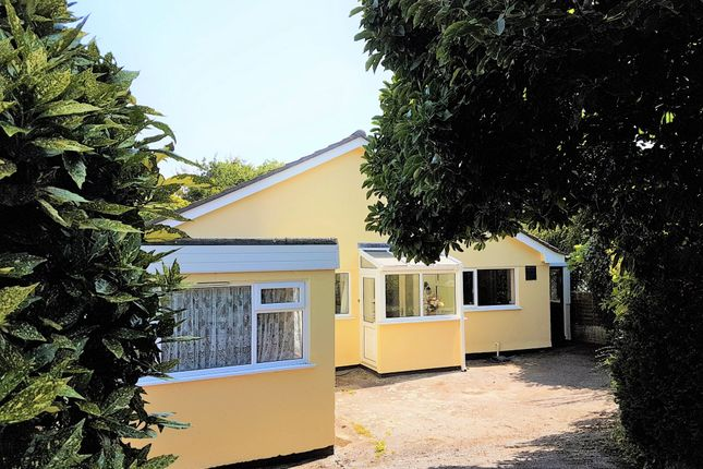 Thumbnail Detached bungalow for sale in Trythogga Road, Gulval, Penzance