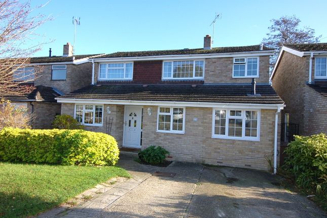 Thumbnail Detached house for sale in Broomsquires Road, Bagshot