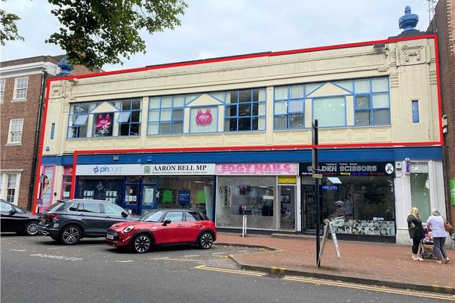 Thumbnail Office to let in First Floor Office, 11 Queens Parade, Newcastle-Under-Lyme, Staffordshire