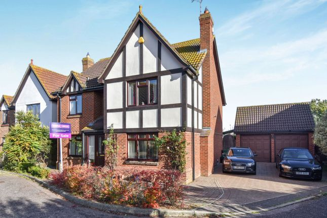 Thumbnail Detached house for sale in Henney Close, Chelmsford