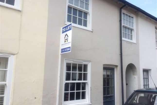 Thumbnail Semi-detached house to rent in Bridge Street, Berkhamsted